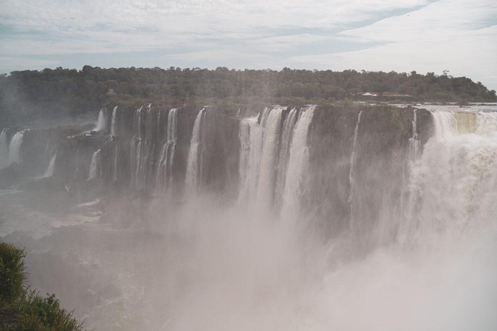 gola del diavolo CASCATE DI IGUAZÙ – PARQUE NACIONAL IGUAZÚ
