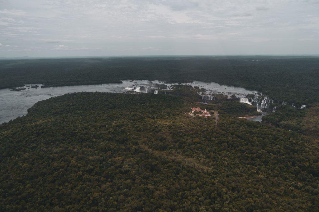 Cascate di Iguazù - IL GIRO IN ELICOTTERO CON HELISUL