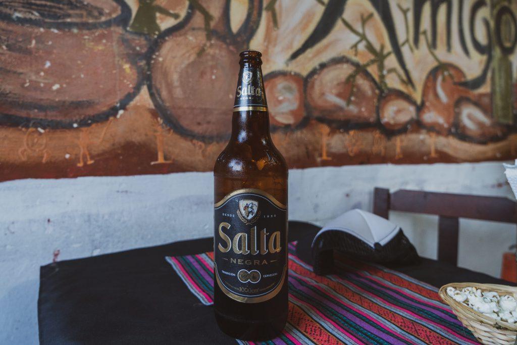 Salta birra Negra SALTA – I PIATTI DELLA TRADIZIONE