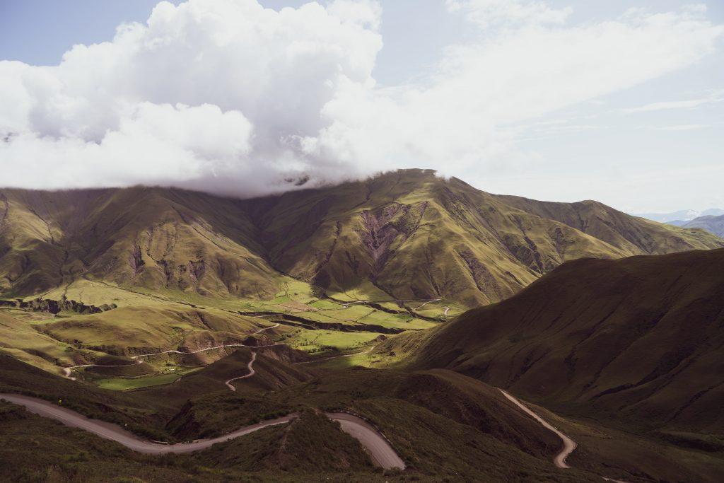 PROVINCIA DI JUJUY – QUEBRADA DE ESCOIPE