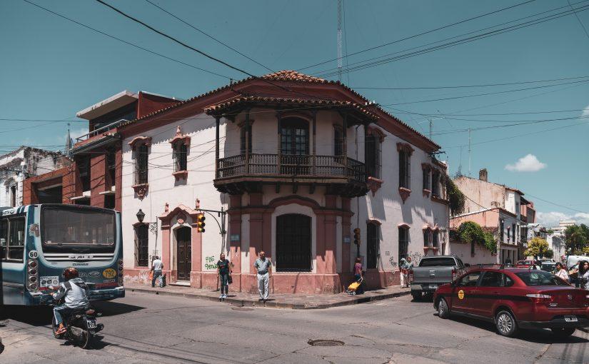 Argentina – i colori della città di Salta