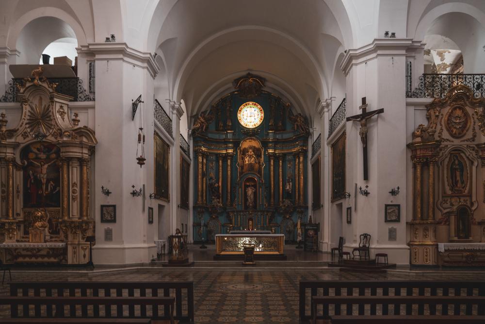chiesa di San Ignacio MINICENTRO – MANZANA DE LAS LUCES
