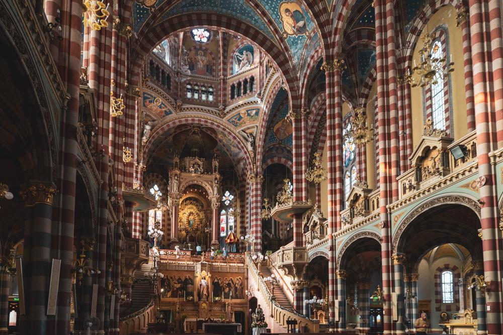 Minicentro - BasílicadeMaria Auxiliadora y San Carlos