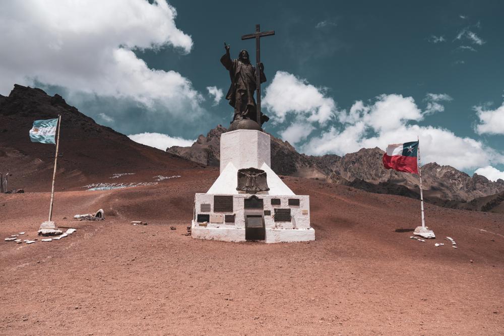 MENDOZA – CRISTO RENDENTORE DELLE ANDE