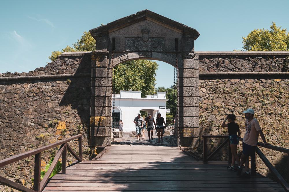 Colonia del Sacramento - Puerta de la Ciudadela
