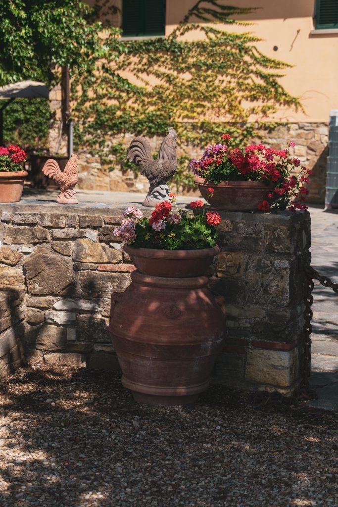 Happy in Tuscany - i servizi a disposizione
