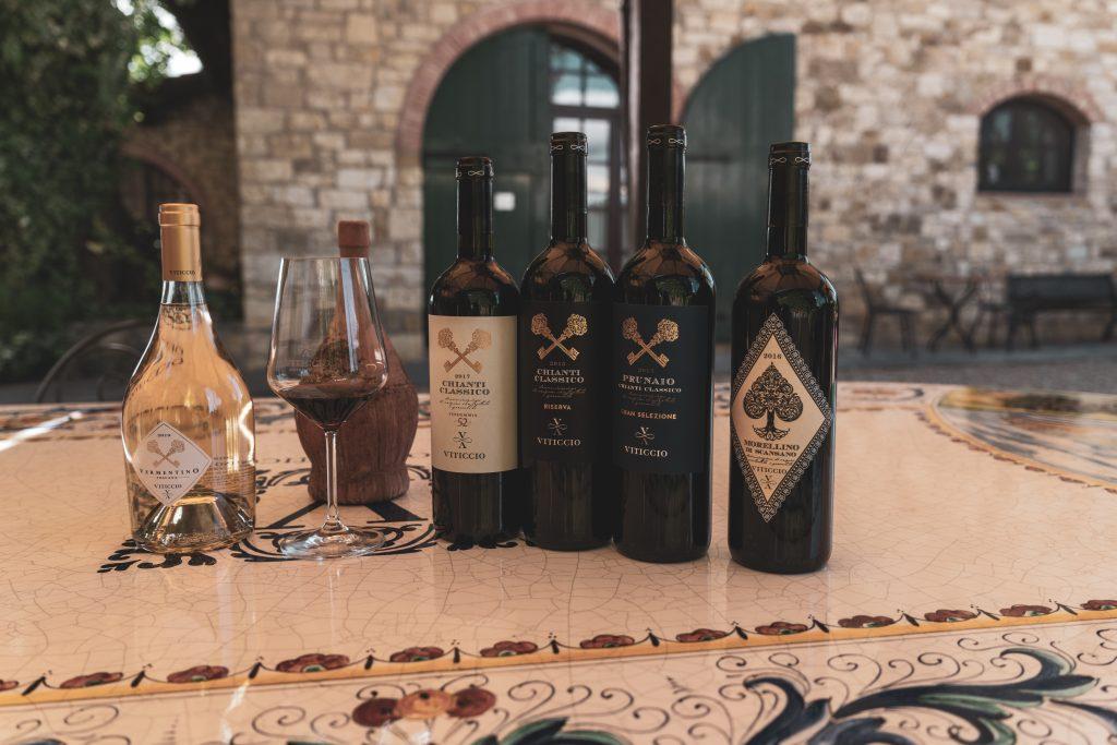 Happy in Tuscany - degustazione di vino