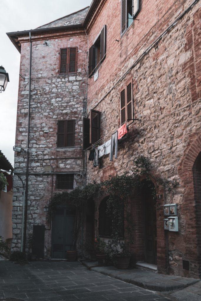 GIORNO 1 – CASTELNUOVO DI BERARDENGA