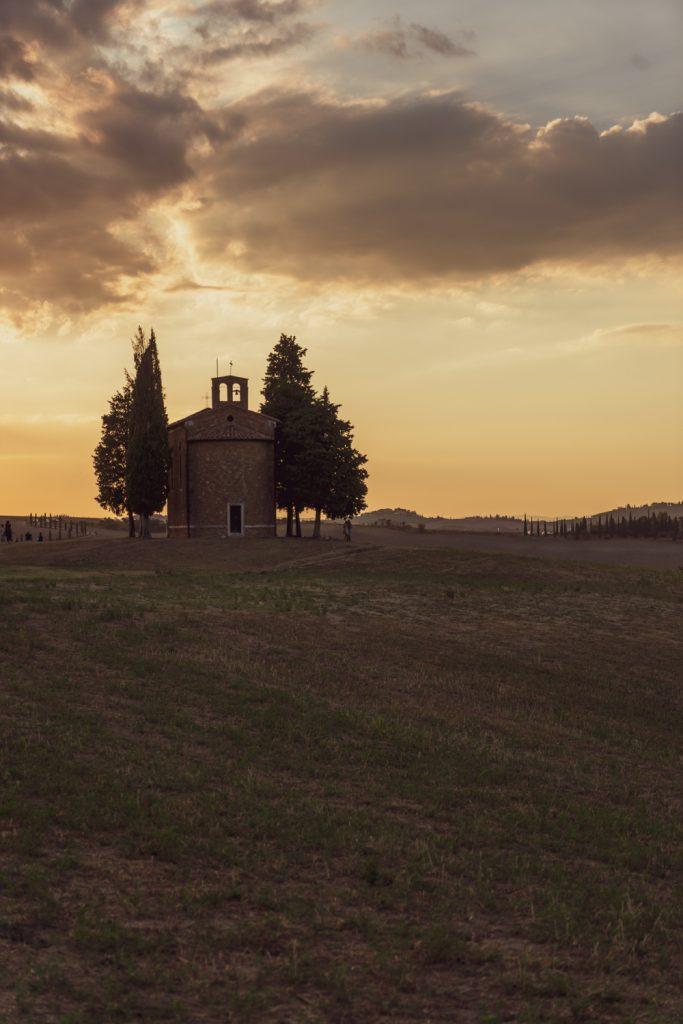 Giorno 2 - La cappella della Madonna di Vitaleta