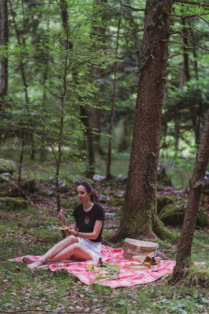 PIC-NIC IN VAL CONCEI