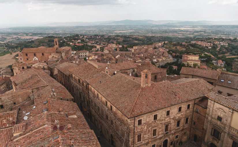 Montepulciano – la sua storia e l'artigianato