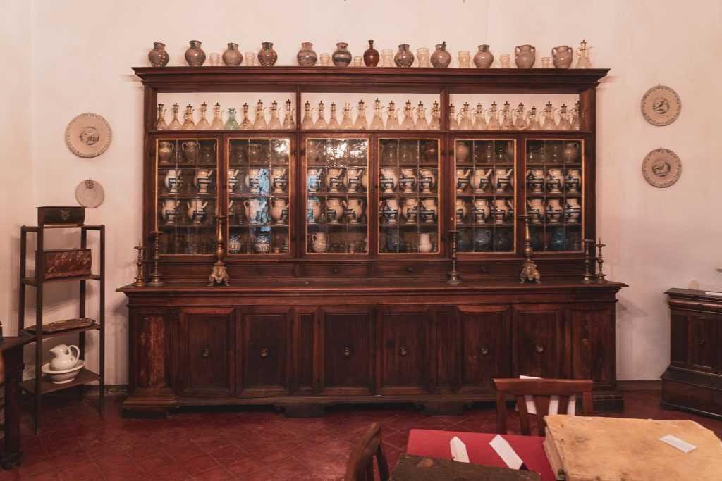 MONTEPULCIANO – MUSEO CONSERVATORIO DI SAN GIROLAMO