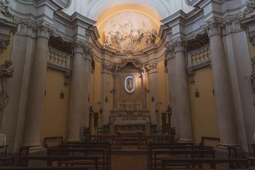 MONTEPULCIANO – CHIESA DI SAN BERNARDO