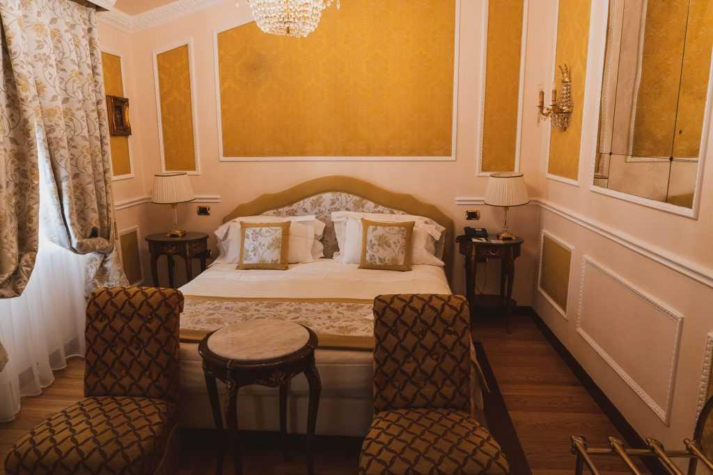 HOTEL BERNINI PALACE – LE CAMERE