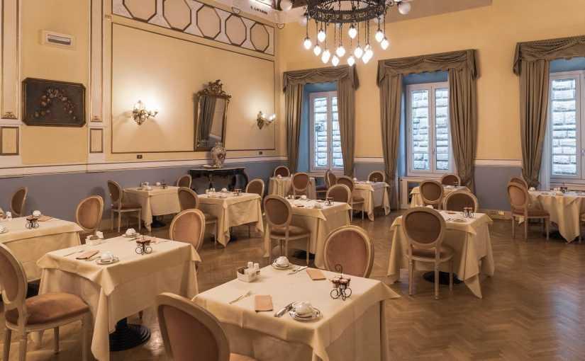 HOTEL BERNINI PALACE – LA PRESTIGIOSA SALA DEL PARLAMENTO