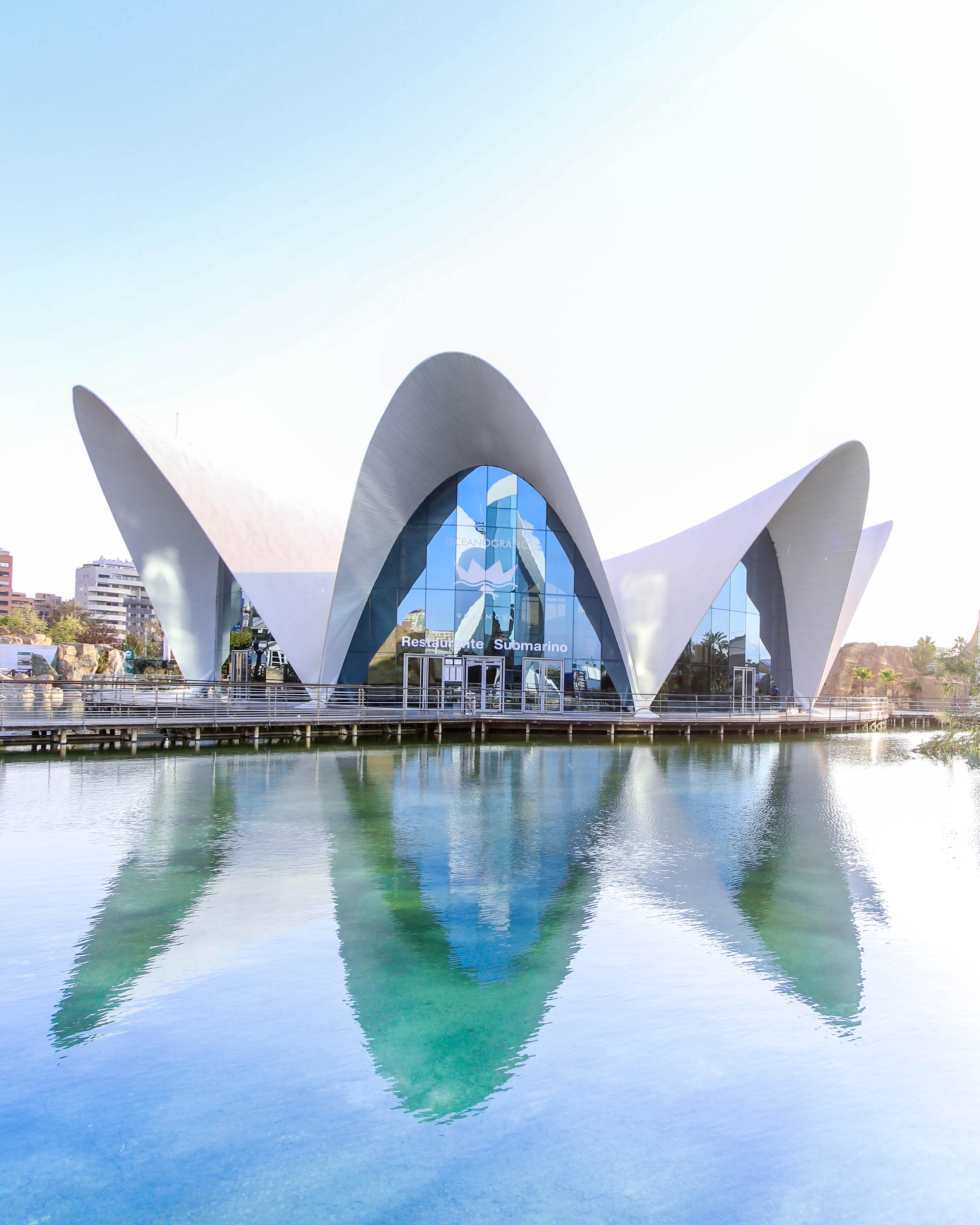 Valencia – il progetto #EmptyExperienceOceanografic con Canon