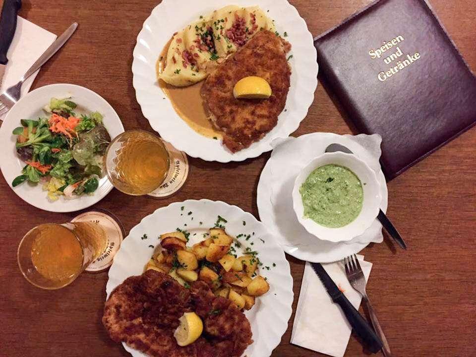 mangiare in osteria a Francoforte