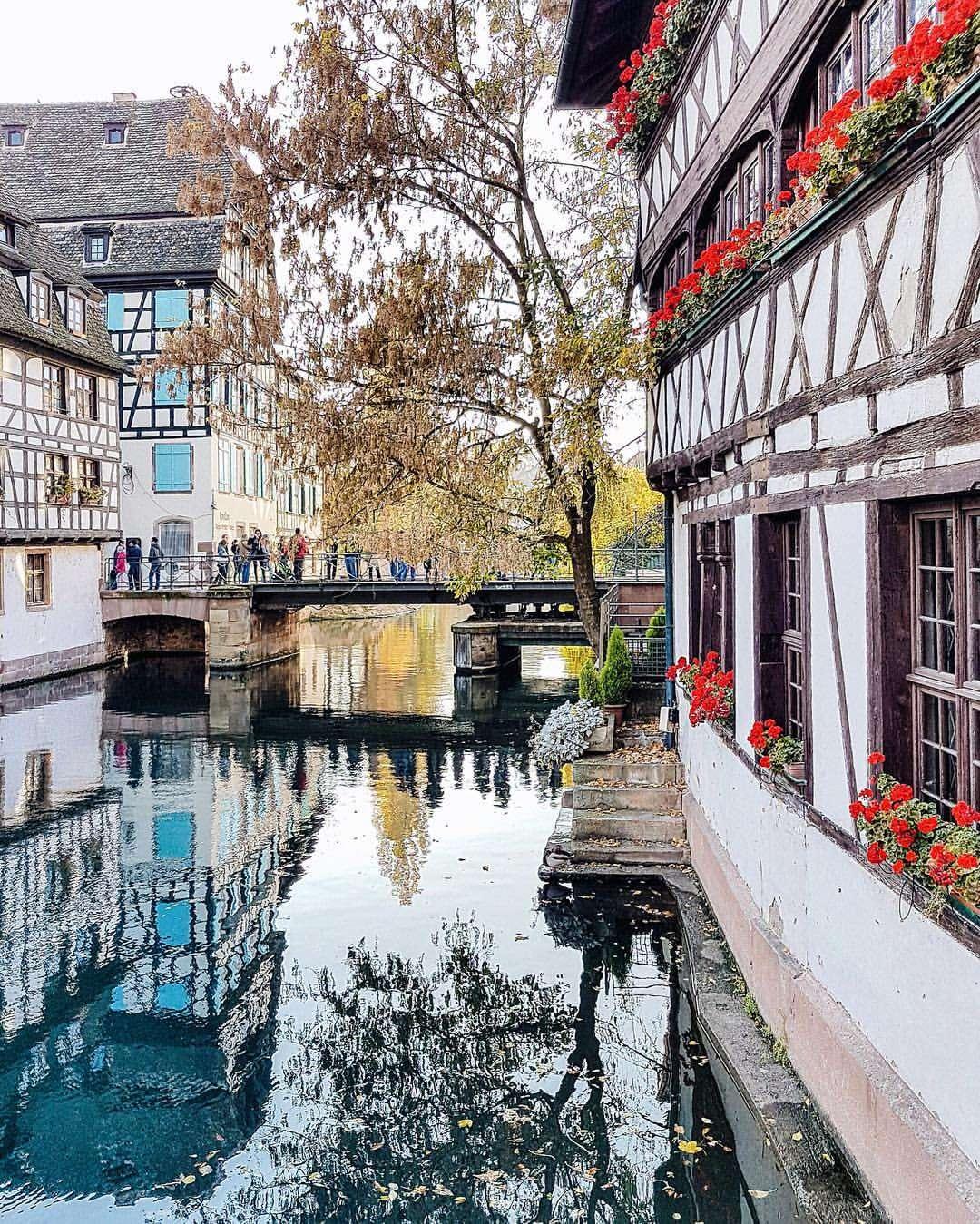 Petite France a Strasburgo