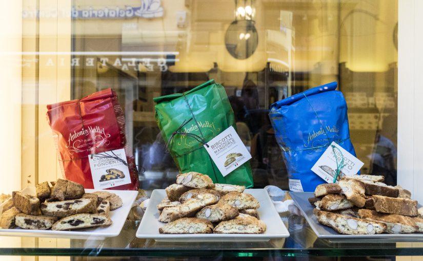 Prato – visita al biscottificio Antonio Mattei