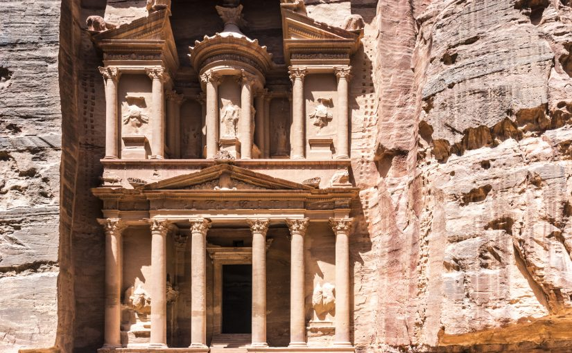 Giordania – Petra la città scolpita nella roccia