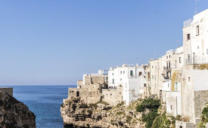Puglia – Ostuni e Polignano a Mare con Falconeri
