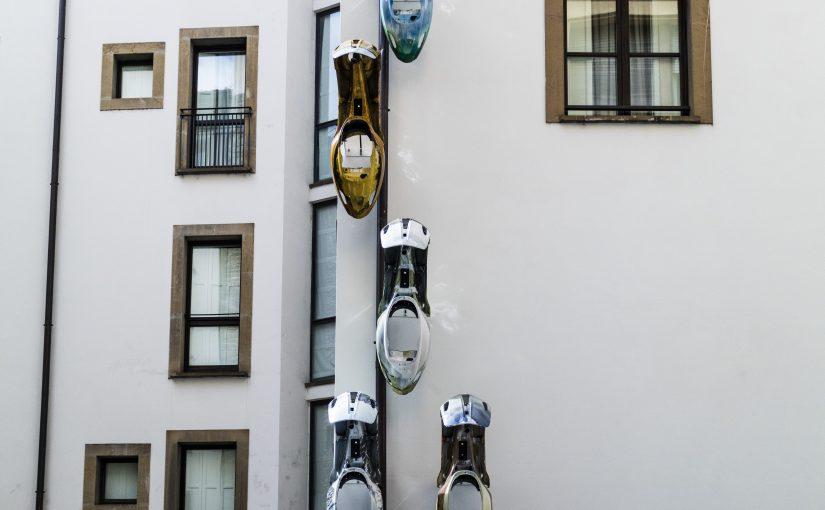 Firenze – installazioni futuristiche al Gallery Hotel Art