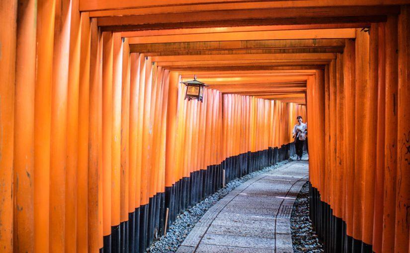 Kyoto – le volpi del Fushimi Inari e i cervi di Nara