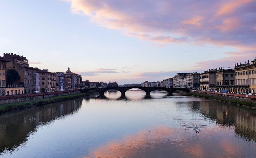 GoEuro – Sei pronto a partire per Firenze?