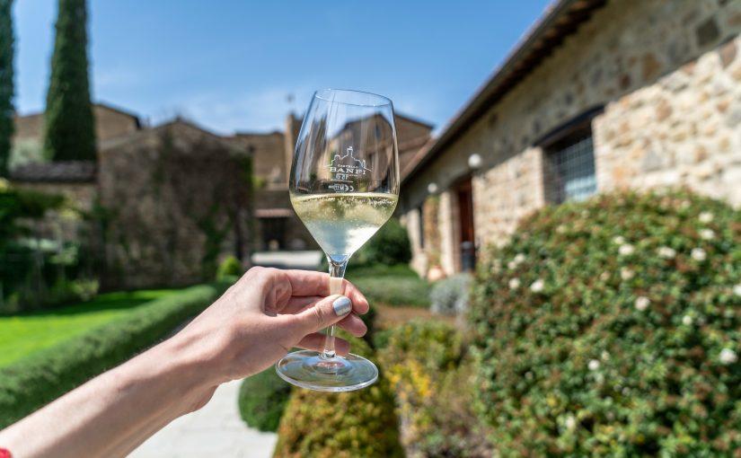 Castello di Banfi – un tour alla scoperta del vino