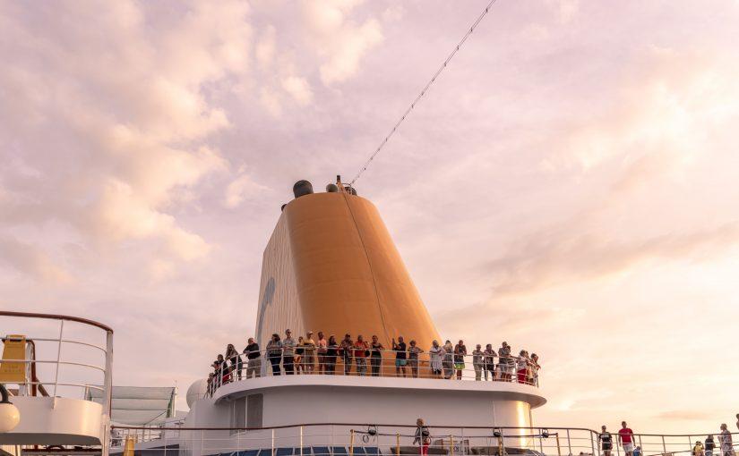 Costa Crociere – la magia del viaggio in crociera