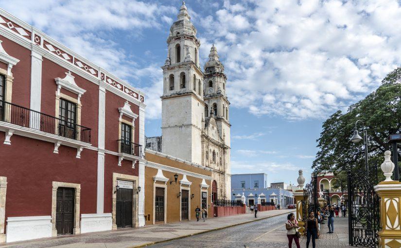 Messico – visitare la regione dello Yucatan