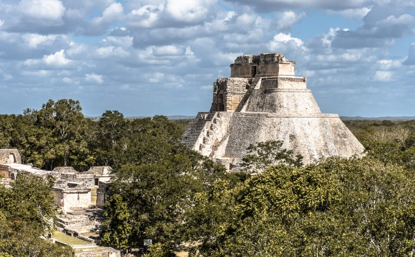 Yucatan – Uxmal e le rovine di Kabah