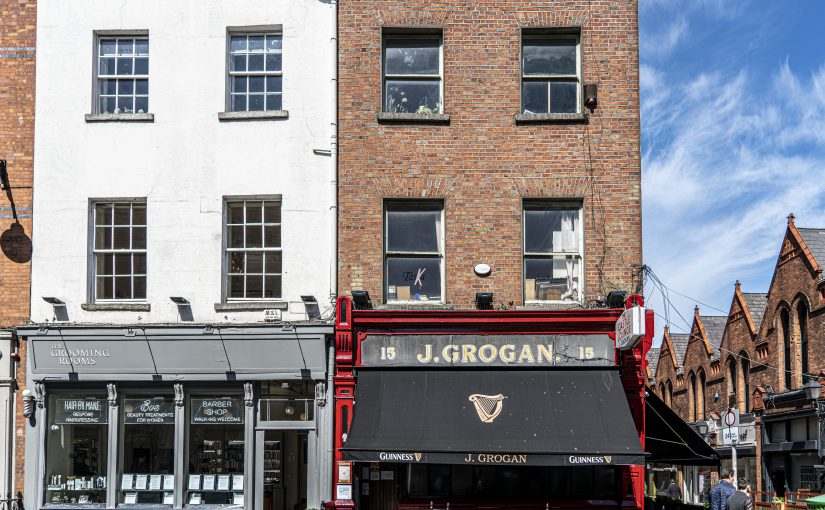 Dublino – visitare la Guinness store house